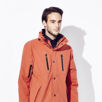 SYPMATEX 南極探險家鉑金防護外套