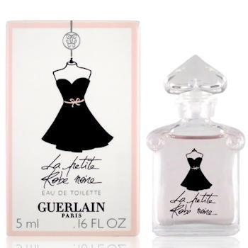 GUERLAIN 嬌蘭 小黑裙淡香水 5ml 贈嬌蘭隨機針管