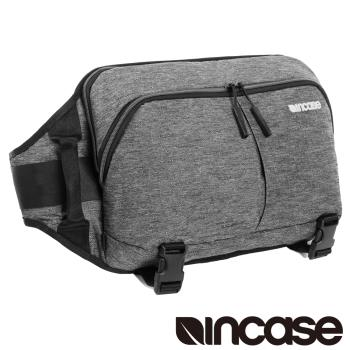 【Incase】Reform Sling Pack 12吋 時尚簡約斜背筆電包 (麻黑)