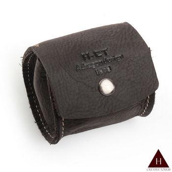 【H-CT】圓筒設計款真皮零錢包(PUM03-Z)