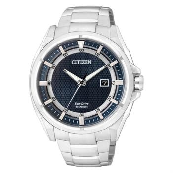 【CITIZEN星辰】科技風潮光動能時尚腕錶 (AW1401-50L)
