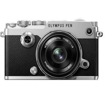 OLYMPUS 奧林巴斯  PEN-F + 17mm f/1.8 KIT 單鏡組 單眼相機 (公司貨)