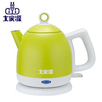 【大家源】不鏽鋼彩漾快煮壺 TCY-2711