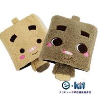 e-Kit-冬天保暖用品張小盒USB竹炭保暖滑鼠墊 UW-MS20