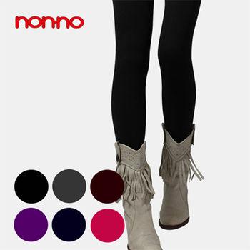 【儂儂nonno】顯瘦鉛筆褲襪12雙/組