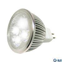 逸奇 e-kit高亮度 8w LED節能MR168崁燈_白光 LED-168_W 超值一入組