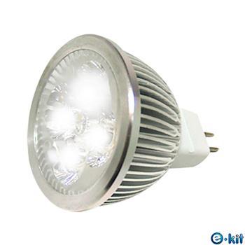 逸奇 e-kit高亮度 8w LED節能MR168崁燈_白光 LED-168_W