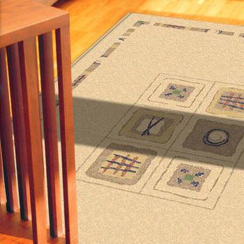 【范登伯格】辛巴達裝點時尚居家襯托現代品味進口地毯-170x230cm