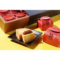 【億達食品】 紅鳳鳳梨酥超值組(共六盒)