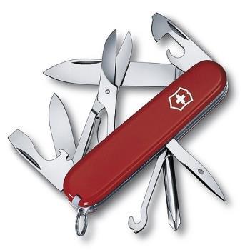 VICTORINOX 瑞士維氏超級修補匠15用瑞士刀-紅 14703