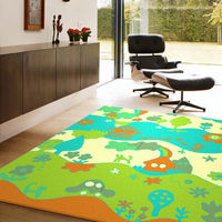 【范登伯格】奧瓦森活進口兒童絲質地毯-140x200cm