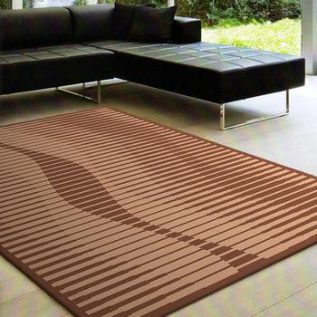 【范登伯格 】西堤純粹簡樸超現代編織地毯/地墊170x230cm