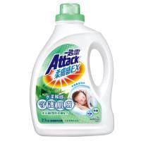 一匙靈 柔膚感EX超濃縮洗衣精 馬鞭草香氛 2.1kg瓶裝箱購6入