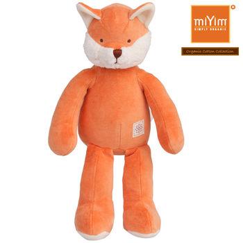 美國miYim有機棉安撫娃娃 福斯小狐 32cm