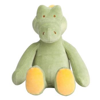 美國miYim有機棉安撫娃娃 阿里鱷魚 32cm
