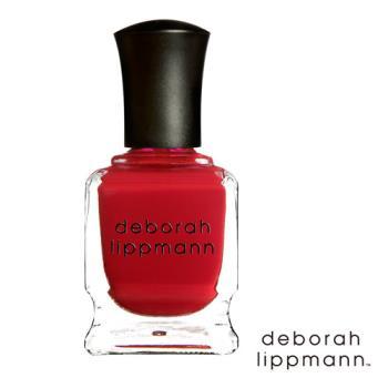 deborah lippmann奢華精品指甲油_適合反叛女孩的青春紅色