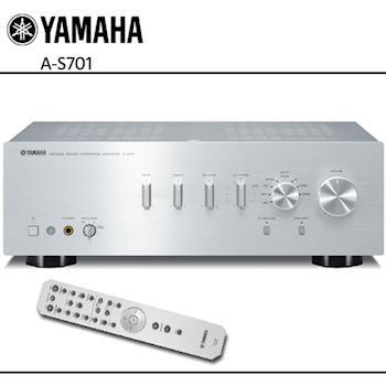 【YAMAHA】Hi-Fi 綜合擴大機 A-S701