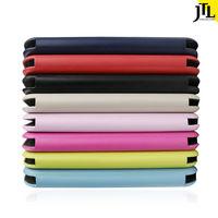 JTL iPhone 6/6S Plus 繽紛馬卡龍小清新側掀式皮套-行動