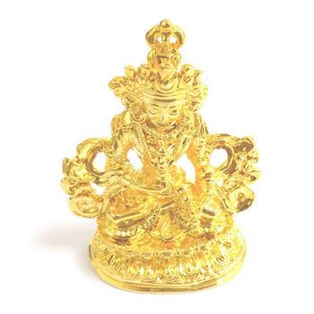 【十相自在】5.9公分 小佛像/法像-金黃色(金剛薩埵)