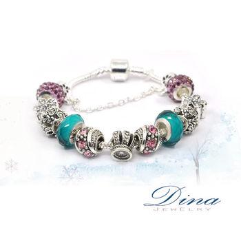 DINA JEWELRY蒂娜珠寶  波希米亞 潘朵拉風格 設計手鍊