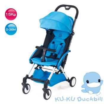 《KU.KU酷咕鴨》酷咕鴨時尚輕旅車(6037)-藍