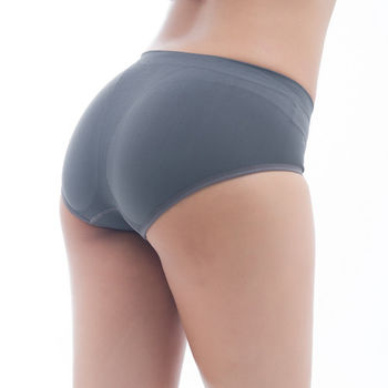 【KEROPPA】可諾帕台灣製竹炭纖維女低腰三角內褲C61003