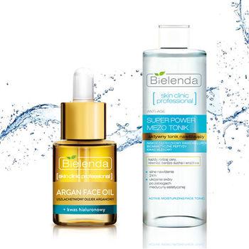 Bielenda 碧爾蘭達抗初老輕潤組--瞬效系列爽膚水+修護油