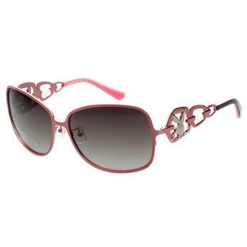 PLAYBOY-時尚太陽眼鏡(粉色)PB81075