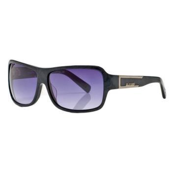PLAYBOY-時尚太陽眼鏡(黑色)PB83021