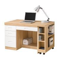 H&D 羅可頌4尺多功能書桌