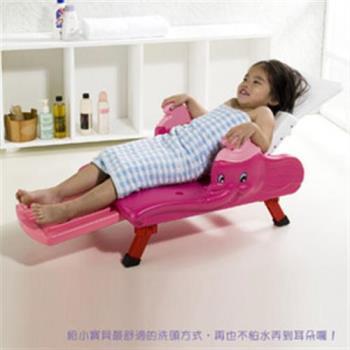 【孩子國】小飛象洗髮椅
