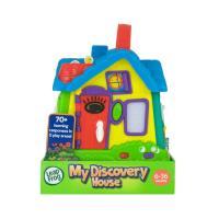 《LeapFrog 跳跳蛙》美國跳跳蛙LeapFrog-我的成長小屋★原廠優質玩具
