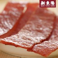 任-新東陽 無糖豬肉乾230g x1入