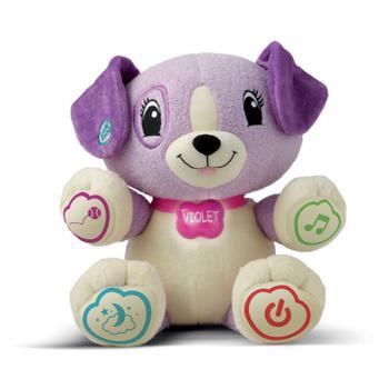 《LeapFrog 跳跳蛙》美國跳跳蛙LeapFrog-我的寶貝狗(紫)★原廠優質玩具