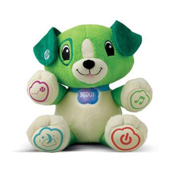 《LeapFrog 跳跳蛙》美國跳跳蛙LeapFrog-我的寶貝狗(綠)★原廠優質玩具