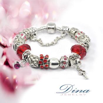 DINA JEWELRY蒂娜珠寶 瑪格麗特 潘朵拉風格 設計手鍊