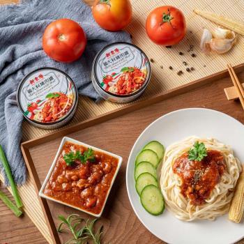 新東陽 義大利麵肉醬(160g/罐)