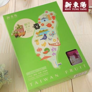任-【新東陽】台灣果品梅子果凍500g