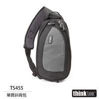 thinkTank 創意坦克 TurnStyle 5 單肩斜背/ 腰包兩用 相機背包 (TS455,灰色)