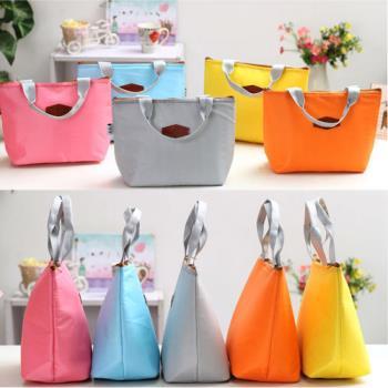 【iSFun】主婦購物*時尚保溫保鮮袋/五色可選