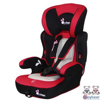 TONYBEAR 賽車成長型汽車安全座椅