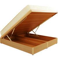 顛覆設計 收納小幫手雙人加大6尺掀床