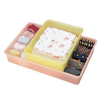 【DOLEDO】小時尚收納盒-1+1組合