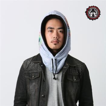【DREGEN】OF系列-時尚頭套帽-幻彩捕夢網