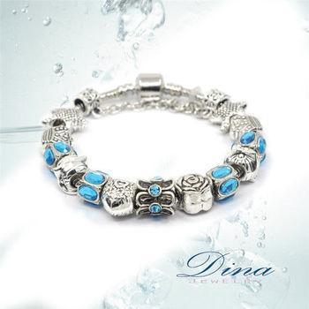 DINA JEWELRY蒂娜珠寶  清清水漾 潘朵拉風格 設計手鍊