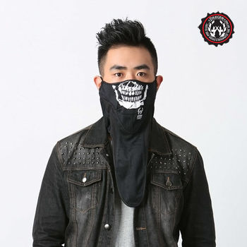 【DREGEN】IM系列-雙層面罩-暗黑騎士