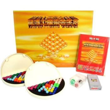 【龍博士】魔術金字塔珍藏版