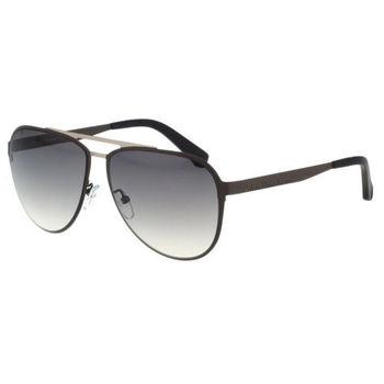 Calvin Klein- 帥氣雷朋型太陽眼鏡(咖啡色)
