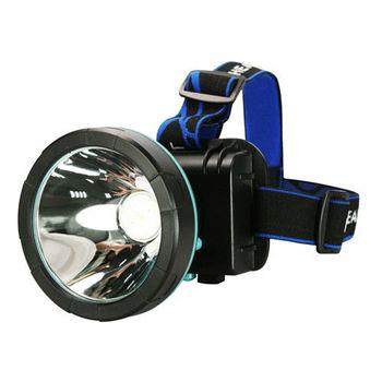 【KINYO】充電式LED高亮度大頭燈(LED-810)