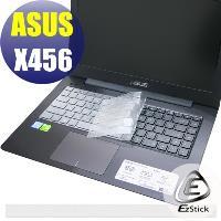 【EZstick】ASUS X456 X456UB 系列 奈米銀抗菌 TPU 鍵盤保護膜